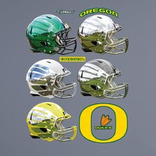 NCAA Oregon Ducks Helmet Wall Graphic