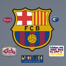 FC Barcelona Logo Wall Graphic