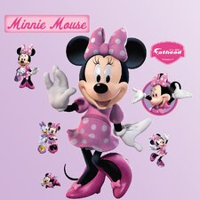 <strong>Fathead</strong> Disney Minnie Mouse Wall Decal