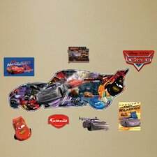 Disney Cars Montage Wall Decal