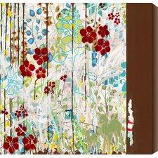 Wallpaper II by Darvin Jones Painting Print Canvas