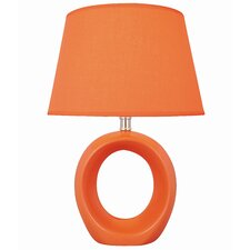 "Bellona 17"" H Table Lamp with Emprise Shade"