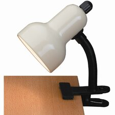 """Gooseneck Reading 12"""" H Table Lamp with Bowl Shade"""