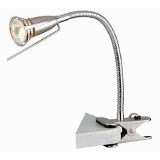 "Seeker Clamp-On 18"" H Table Lamp"