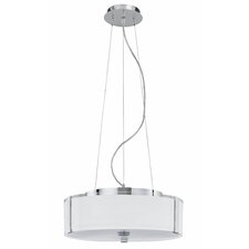<strong>Lite Source</strong> Speranza 1 Light Drum Pendant