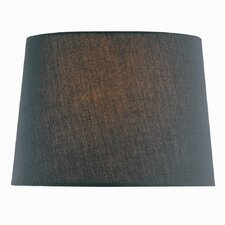 "16"" Fabric Drum Shade"