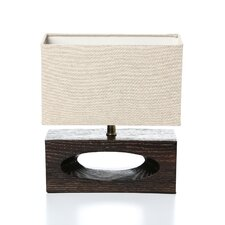 "Pierre 13.5"" H Table Lamp with Rectangle Shade"