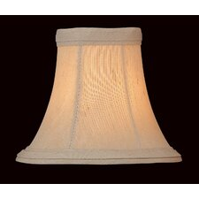 Shantung Chandelier Shade in Beige
