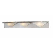 <strong>Lite Source</strong> Damon 3 Light Vanity Light