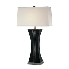 """Emerson 32"""" H Table Lamp with Rectangle Shade"""