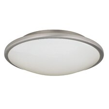 "3.75"" 2 Light Flush Mount"