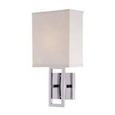 <strong>Lite Source</strong> Prisca Wall Sconce