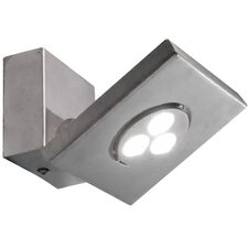 3 Light LED Wall Lamp