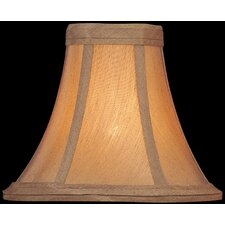 it3151Candelabra Lamp Shade in Soft Glow Gold