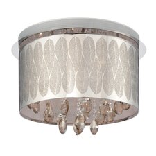 Giustina 9 Light Flush Mount