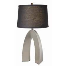 "Forster 32"" H Table Lamp with Empire Shade"