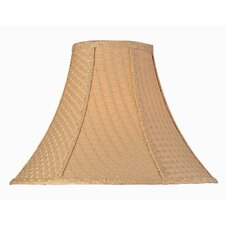 "16"" Woven Fabric Bell Shade"