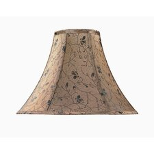 "18"" Chandelier Jacquard Bell Shade"