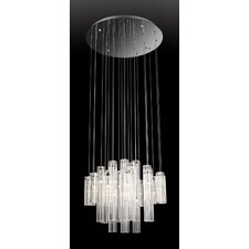 <strong>Lite Source</strong> Alfonso 24 Light Chandelier