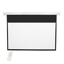 "High Contrast 92"" diagonal Electric Projector Screen"