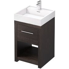 Halo 75cm Vanity Unit with Basin