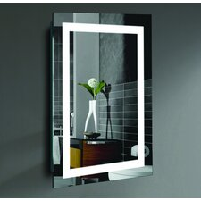 Malisa LED Lighted Mirror