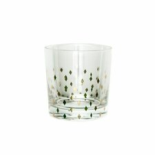 Diamond Old Fashioned Glass (Set of 4)
