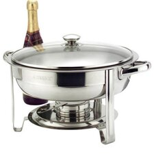 30cm Stainless Steel Chafer Food Pan with Lid
