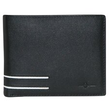 Luciano Credit Card Billfold Wallet