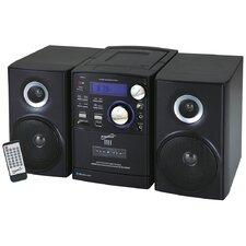 Bluetooth CD MP3 Mini System