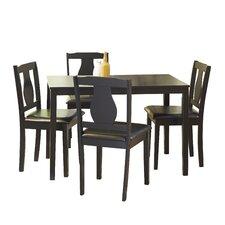 Barton 5 Piece Dining Set