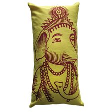 Bazaar Ganesh Pillow