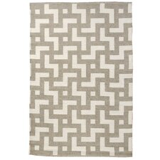 Persia Lead/Shell Outdoor Rug