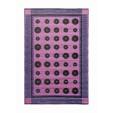 Dots Berry Rug