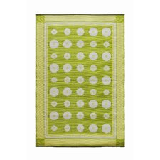 Dots Plantain Outdoor Rug