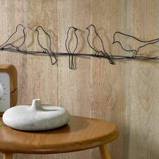 Birds On A Wire Art Wall Décor