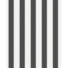 Ticking Stripe Wallpaper
