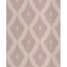 Kelly Hoppen Style Kellys Ikat Wallpaper