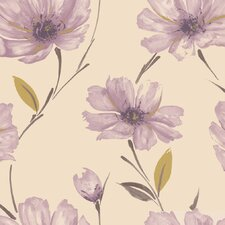 Spirit Floral Botanical Wallpaper