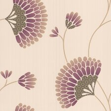 Spirit Charm Floral Botanical Wallpaper