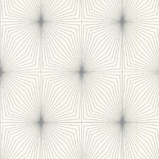 <strong>Graham & Brown</strong> Contour Kitchen and Bath Dixie Geometric Wallpaper