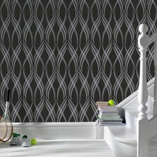 <strong>Graham & Brown</strong> Serenity Neo Geometric Wallpaper