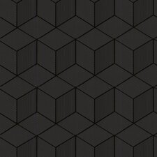 <strong>Graham & Brown</strong> Shape and Form Cubix Geometric Wallpaper
