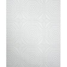 Kelly Hoppen Style Medallion Panel Wallpaper