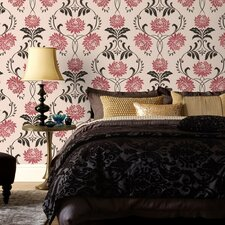 Laurence Llewelyn Bowen Petal Floral Botanical Wallpaper