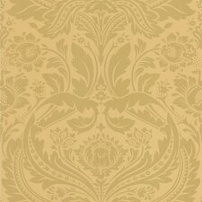 Spirit 56 Sq Ft Desire Damask Wallpaper