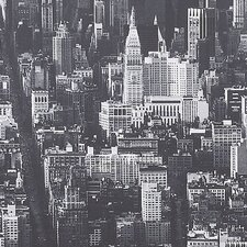 New York Printed Canvas Art
