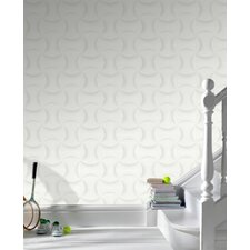 Shape and Form Ephemeral Wallpaper