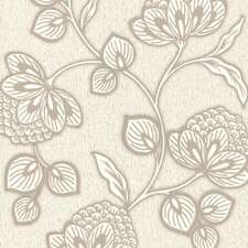 Legacy Nadira Floral Botanical Wallpaper