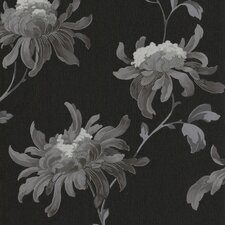 Fabulous Floral Botanical Wallpaper